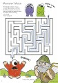CB06 Things to Do Colouring Book Page - Monster Maze Coloured WEB.jpg