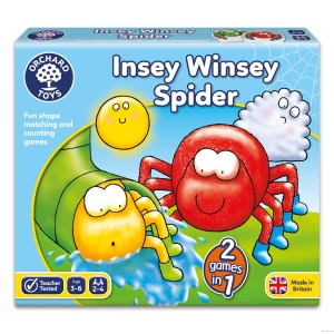 Orchard Toys Insey-Winsey Spider