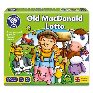 Orchard Toys Old Mac Donald Lotto